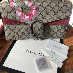Gucci Bloom Dionysus Bag